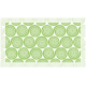 """שטיח """"שמיניות ספירלה"""" - ירוק 70 על 120 ס""""מ"""