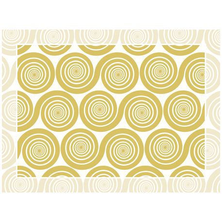 """שטיח """"שמיניות ספירלה"""" - ספיה 60 על 80 ס""""מ"""