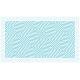 """שטיח """"משושים"""" - כחול 70 על 120 ס""""מ"""