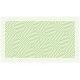 """שטיח """"משושים"""" - ירוק 70 על 120 ס""""מ"""