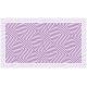 """שטיח """"משושים"""" - סגול 70 על 120 ס""""מ"""